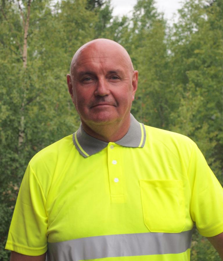 Arto Haapala, vastaava työnjohtaja